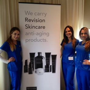 Revision® Seminar at Hotel ZaZa!